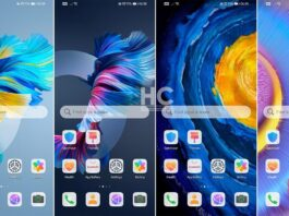 Загрузите и установите темы Huawei Mate 40 series на свой телефон