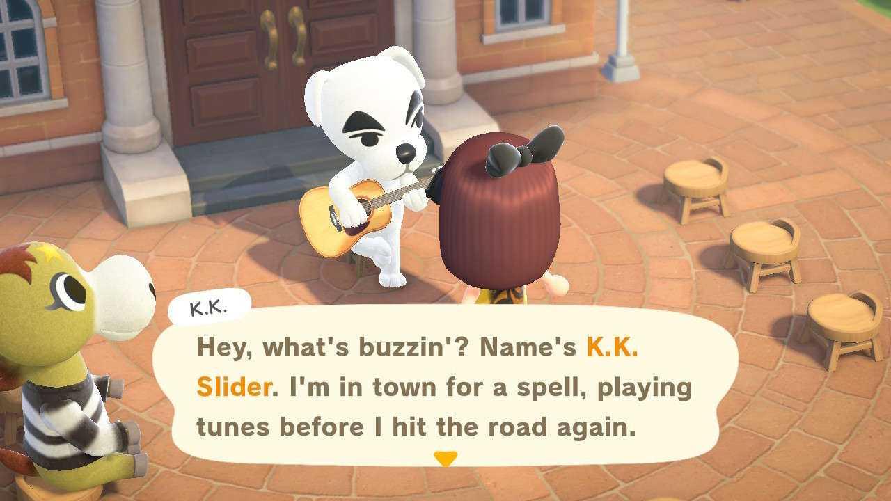 Animal Crossing: New Horizons - список песен KK Slider и все секретные песни KK
