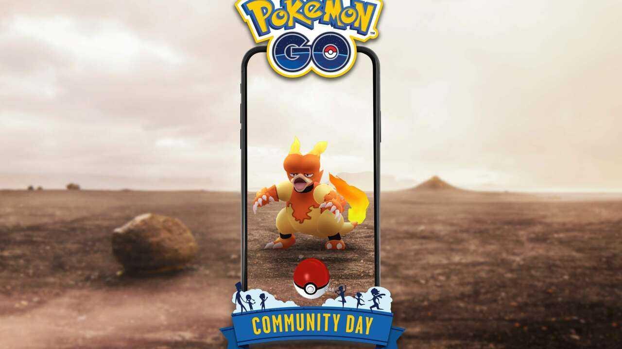 Сегодня день сообщества Pokemon Go Magmar: блестящий магмар, бонусы, ход события и многое другое