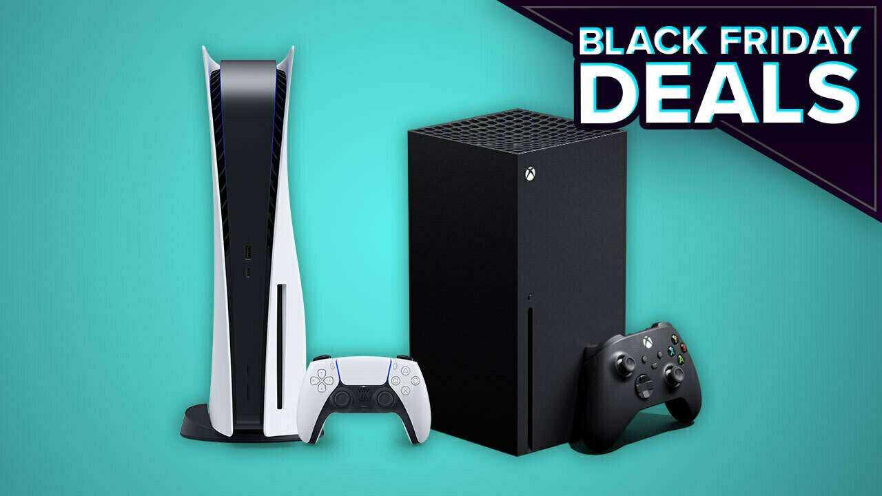 GameStop имеет ограниченный запас PS5, Xbox Series X в магазинах на сегодня черную пятницу