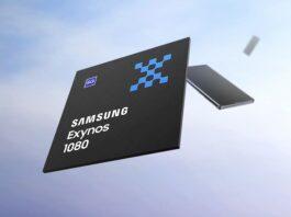 Samsung представляет Exynos 1080 - 5-нм SoC премиум-класса с ядрами A78