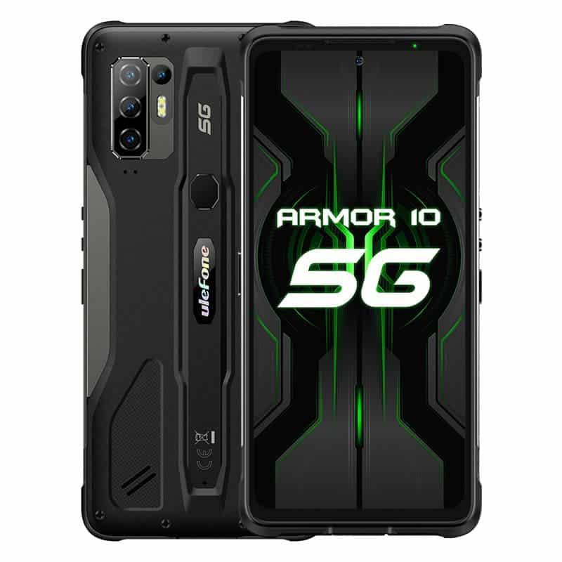 Выиграйте грядущий прочный Ulefone Armor 10 5G