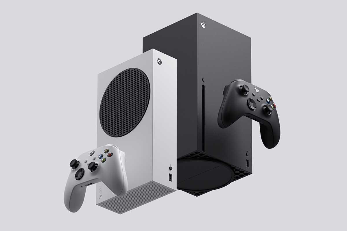 Xbox Series X и Series S обратно совместимы, вот как