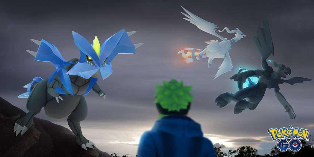 Руководство Pokemon Go Kyurem: противодействие, слабые стороны, часы рейдов и другие советы