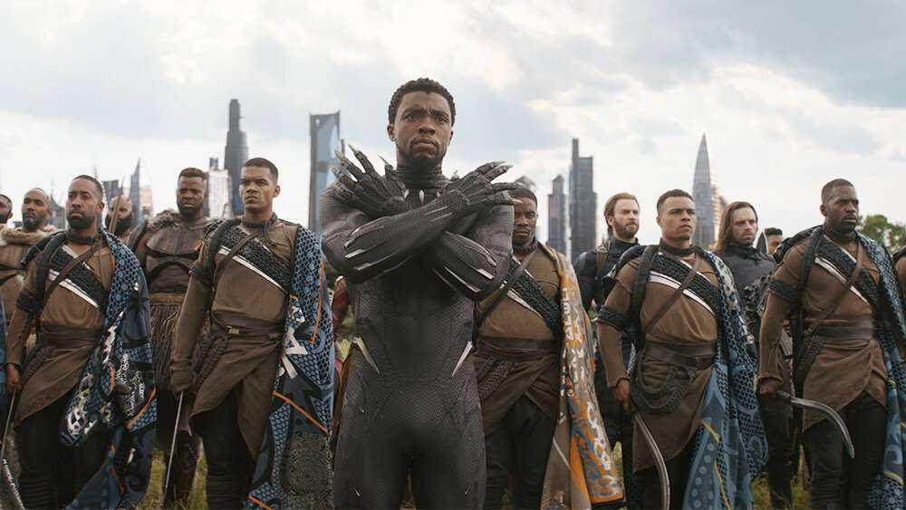Съемки Черной Пантеры 2 начнутся в июле - Отчет
