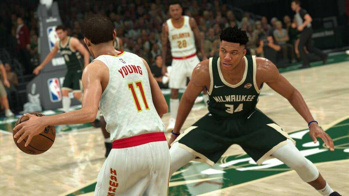 Последнее обновление NBA 2K21 добавляет сезонные украшения