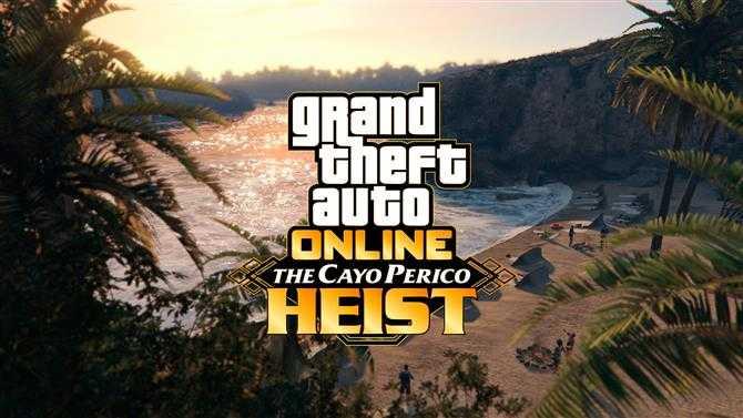 GTA Online: как начать новое ограбление Кайо Перико