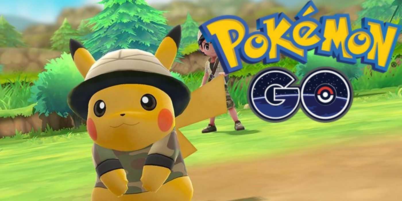 Как найти (и поймать) блестящего исследователя Пикачу в Pokémon GO