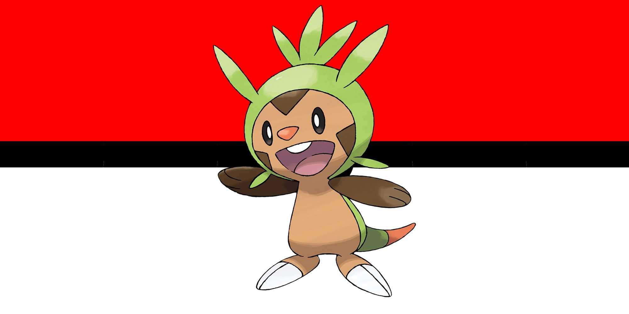 Как найти (и поймать) Чеспина в Pokémon GO