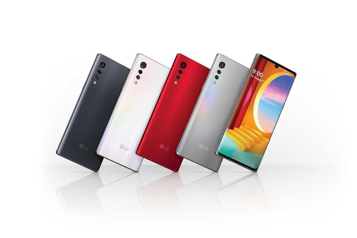 LG анонсирует бета-версию Android 11 для смартфона LG Velvet