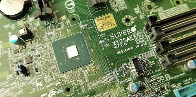 Обзор материнской платы Supermicro X12SAE W480: для рабочих станций Xeon W-1200