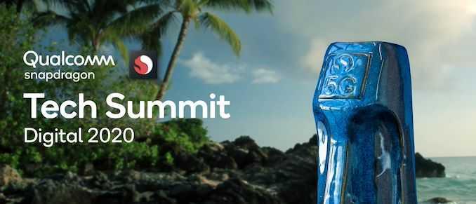 Qualcomm Tech Summit 2020: дневной блог в прямом эфире (10:00 ET, 15:00 UTC)