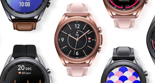 Samsung Galaxy Watch 3 / фот. Samsung