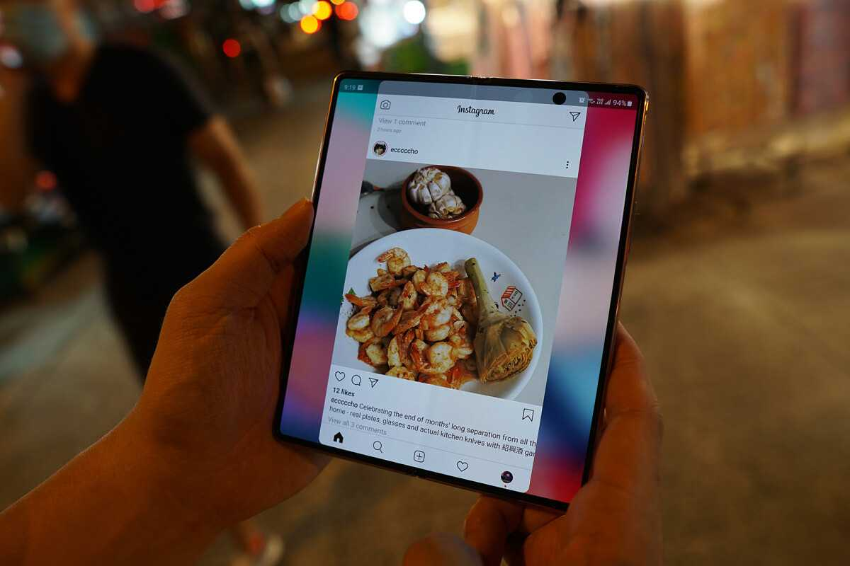 Сообщается, что Samsung выпустит Galaxy Z Fold «Lite» в начале 2021 года.