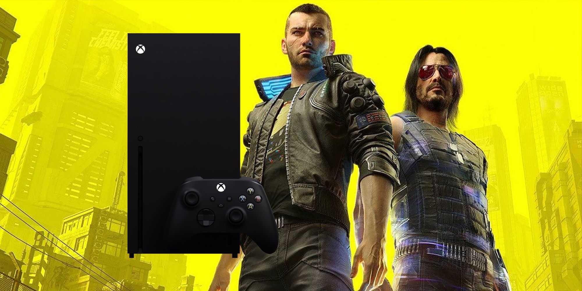 Все настройки Xbox Series X, которые вы должны изменить в Cyberpunk 2077