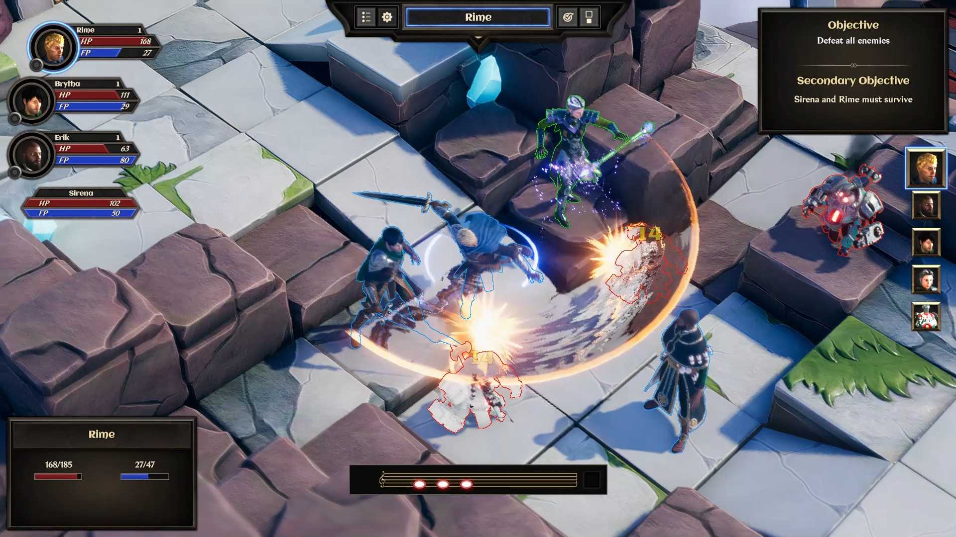 Unsung Story, игра, «задуманная» директором Final Fantasy Tactics Ясуми Мацуно, имеет страницу в Steam.