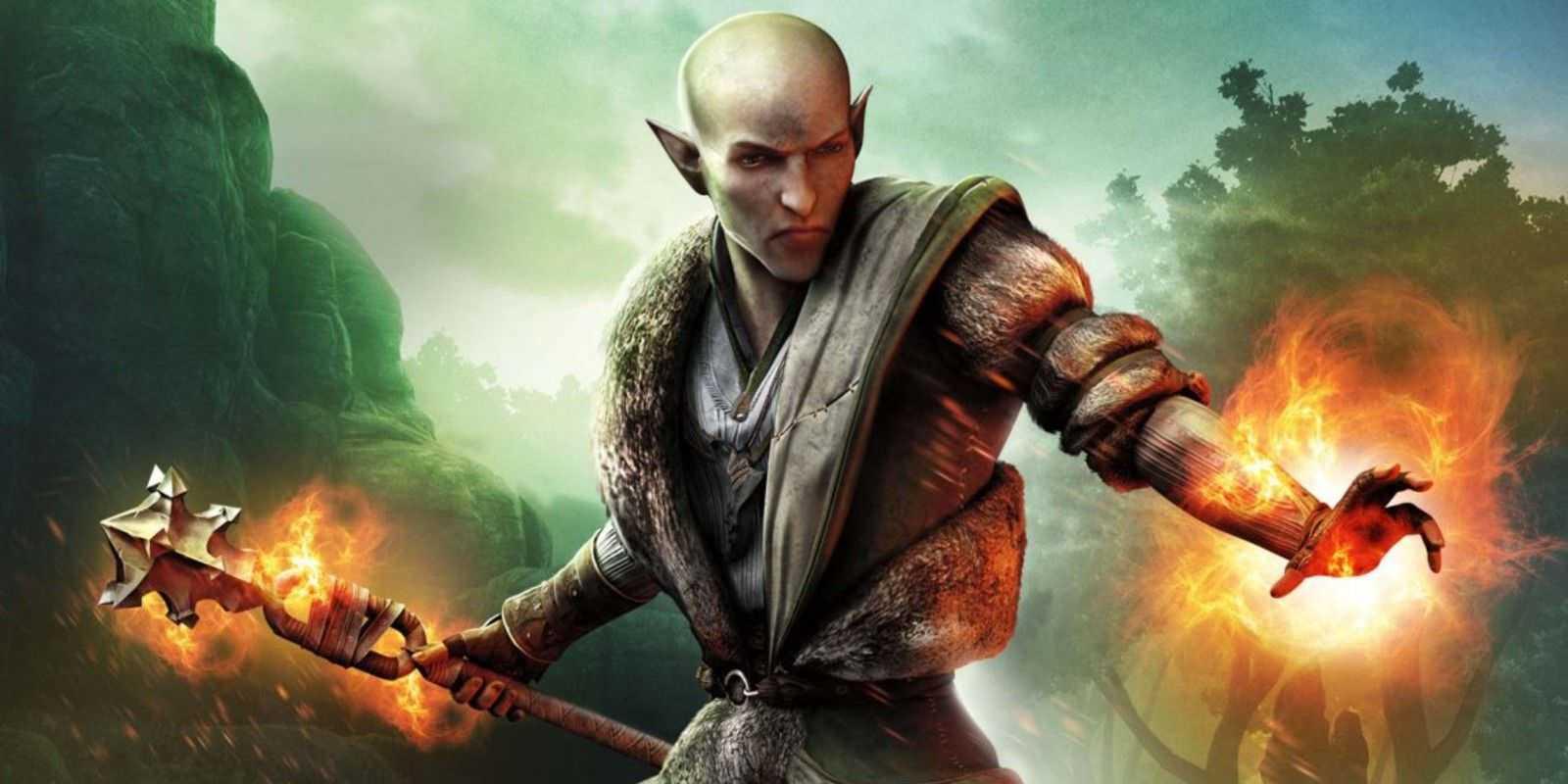 Лучшие сборки для магов в Dragon Age: Inquisition