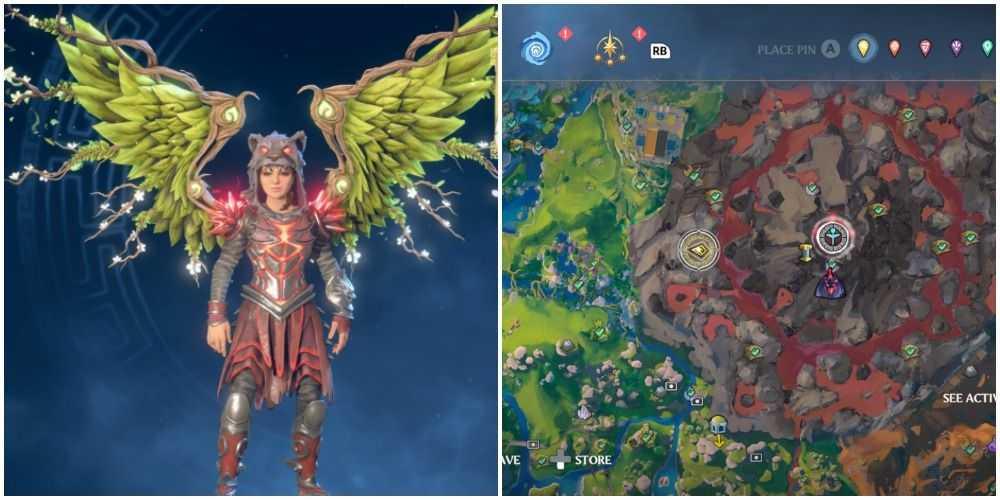 Крылья красавицы
