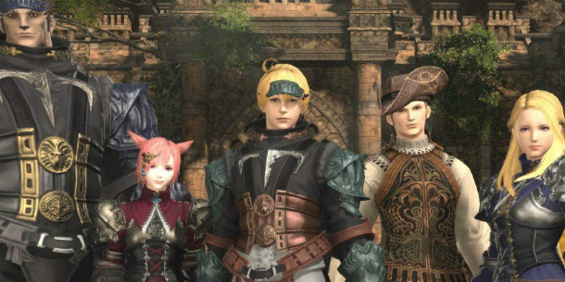 Как получить руководство по одежде Skyworker's в Final Fantasy 14