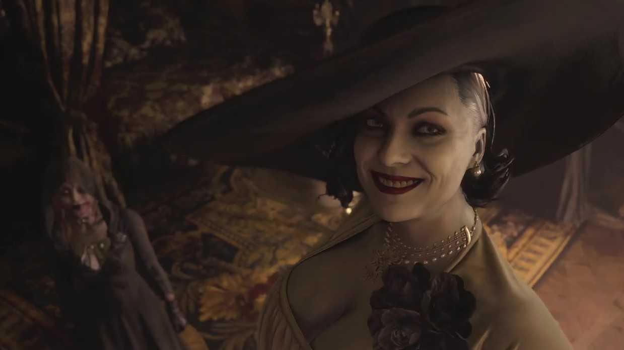 Поток фанарта Lady Dimitrescu утопит всех нас и нам это понравится