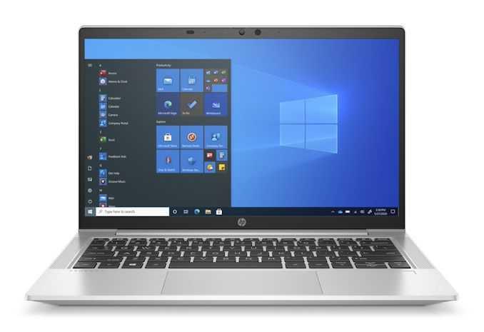 Новый ProBook 635 Aero G8 с Ryzen 5000 Mobile
