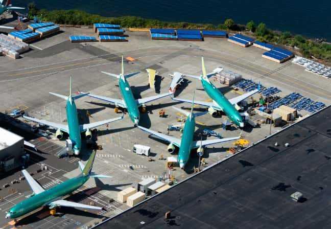 Boeing потратит более 2,5 млрд долларов на урегулирование обвинения в мошенничестве в связи с безопасностью 737 Max • Реестр