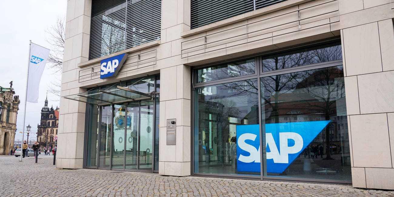 SAP предлагает смешанные предварительные результаты в «верхней части» своего пересмотренного в сторону понижения прогноза • Реестр