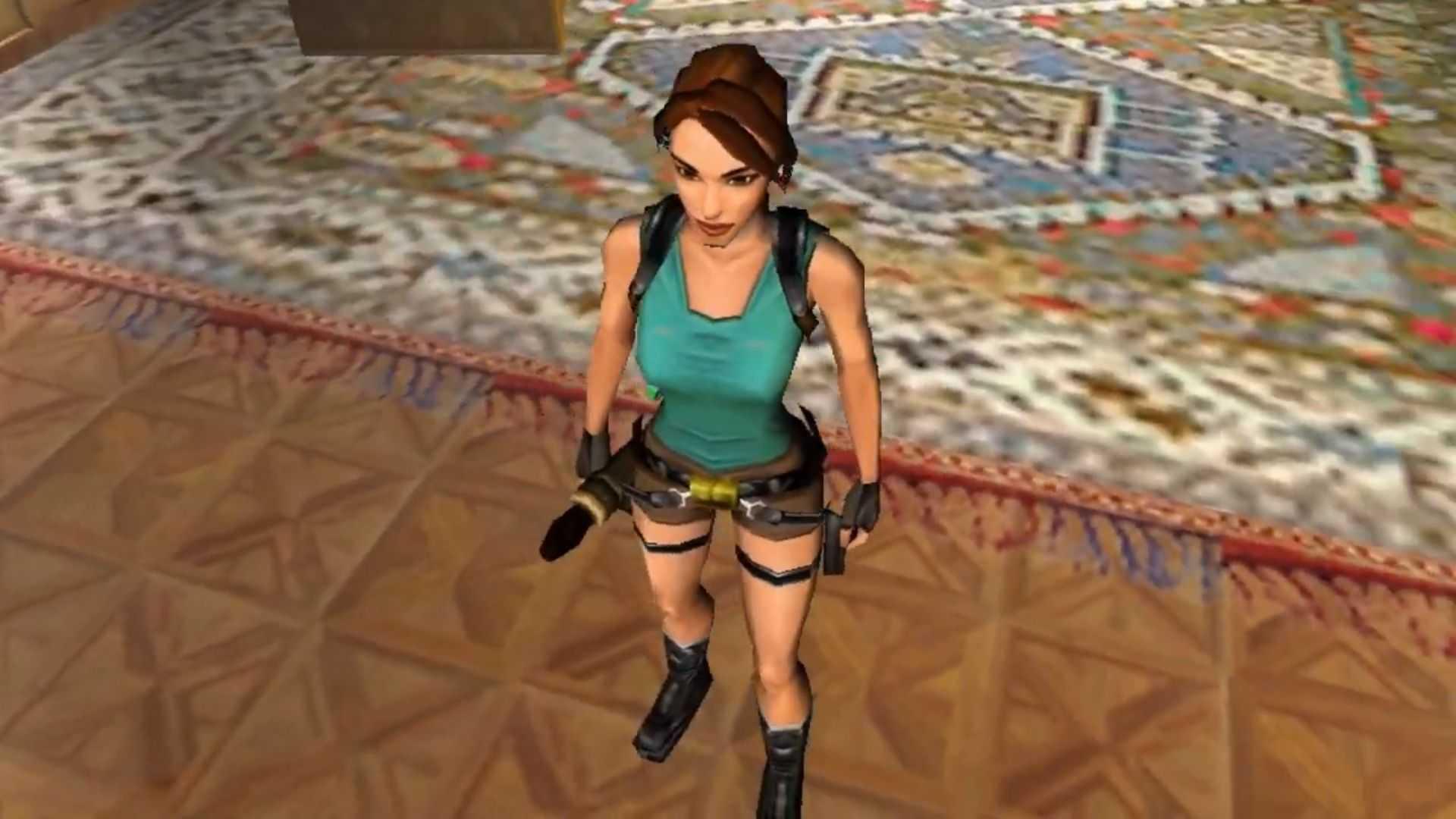 Ремейк утерянного Tomb Raider снова появился, и вы можете в него сыграть