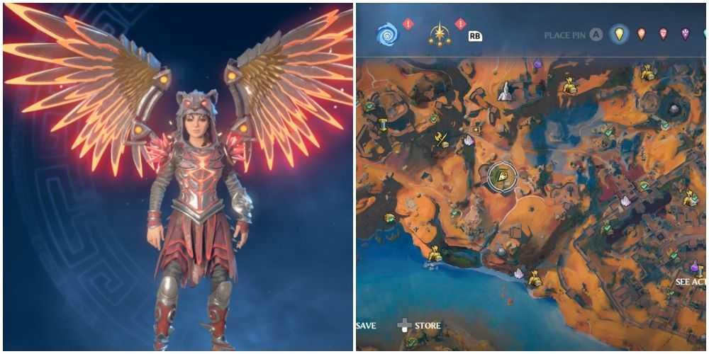 Бурные крылья Зевса
