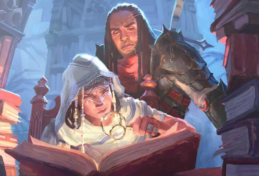 Следующая книга D&D отправляется в Candlekeep за серию коротких приключений.