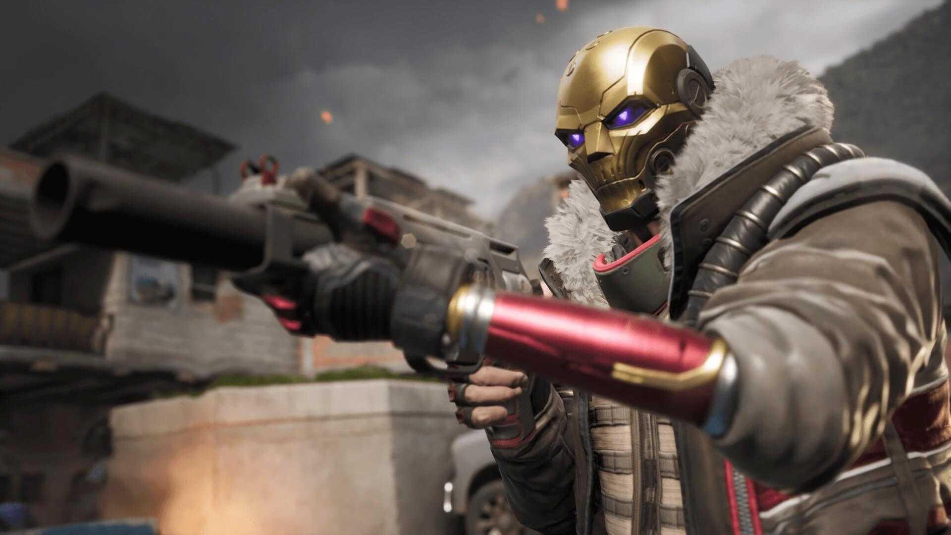 Hi-Rez Studios раскрывает планы на 2021 год для Rogue Company, Paladins и Smite