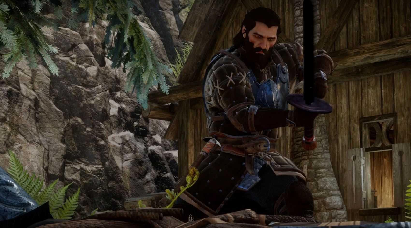 Лучшая сборка воина в Dragon Age: Inquisition