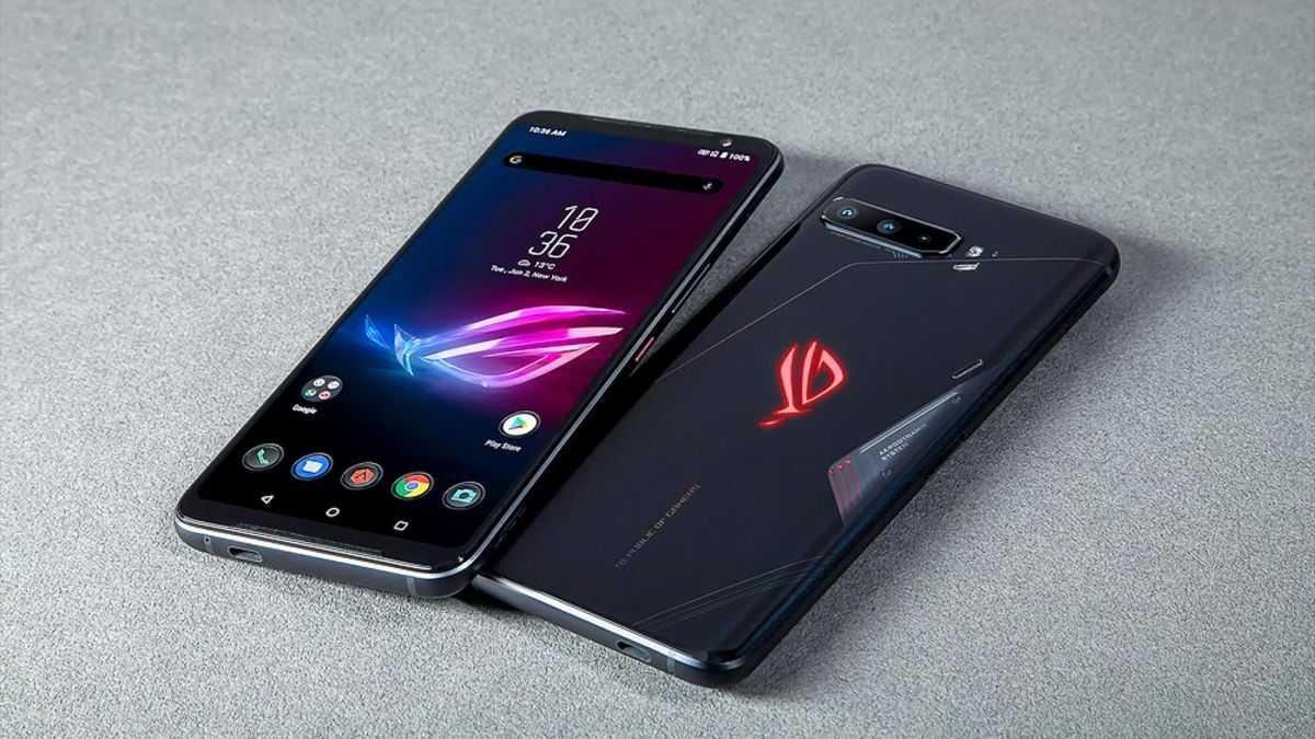Только что просочились результаты тестов Asus ROG Phone 5 - и это плохие новости для Galaxy S21