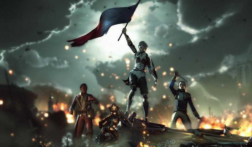 Steelrising, игра про французских революционеров, ищет тестеров