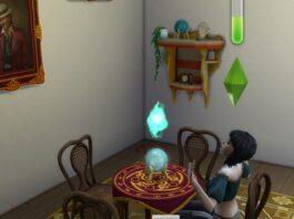 Как быстро повысить уровень среднего навыка (без читов) в The Sims 4: Paranormal Stuff