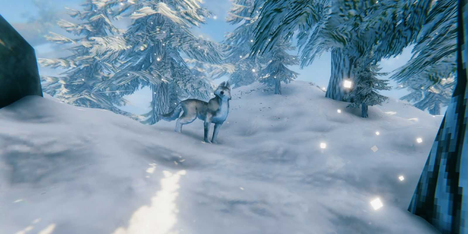 Как приручить волков в Вальхейме