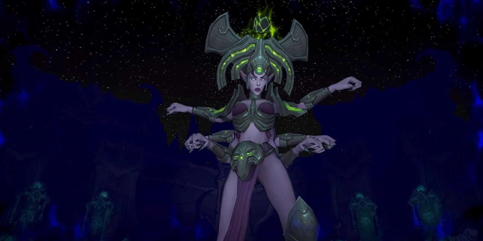 Как сделать ставку на себя в World of Warcraft: Shadowlands
