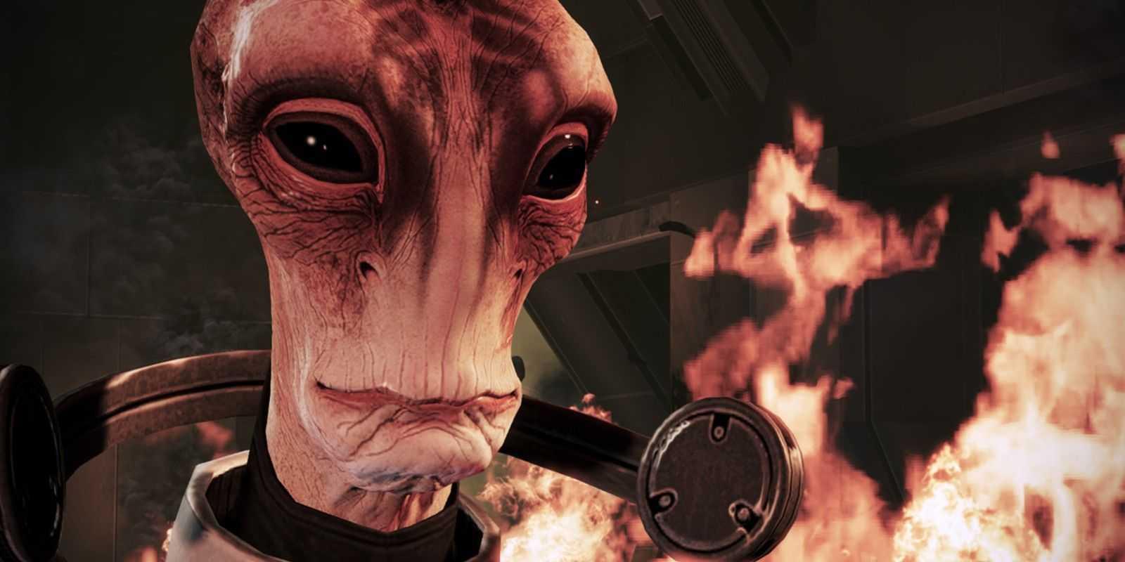 Как спасти Мордина Солуса в Mass Effect 3