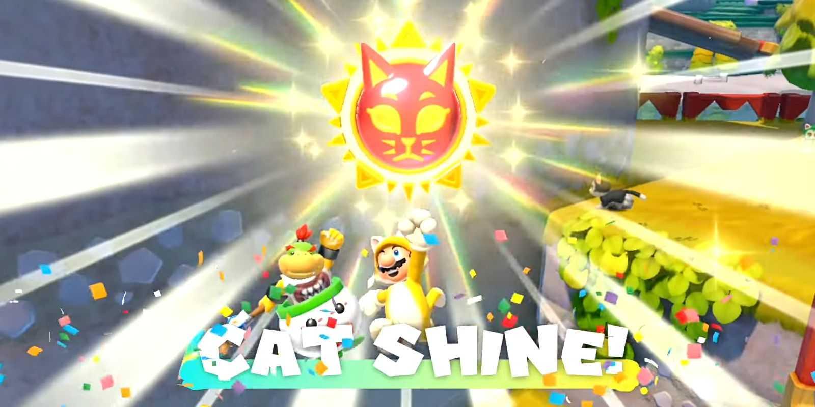 Локации для Cat Shines 25-50 в Bowser's Fury