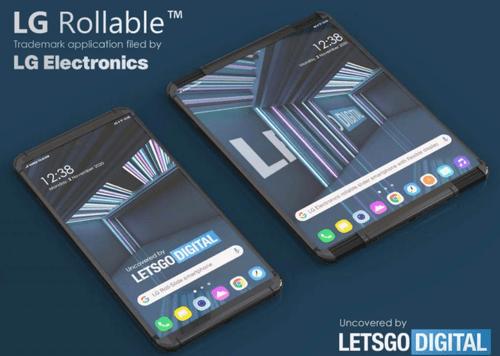 LG Rollable - глоток свежего воздуха на рынке смартфонов / фото. LetsGoDigital