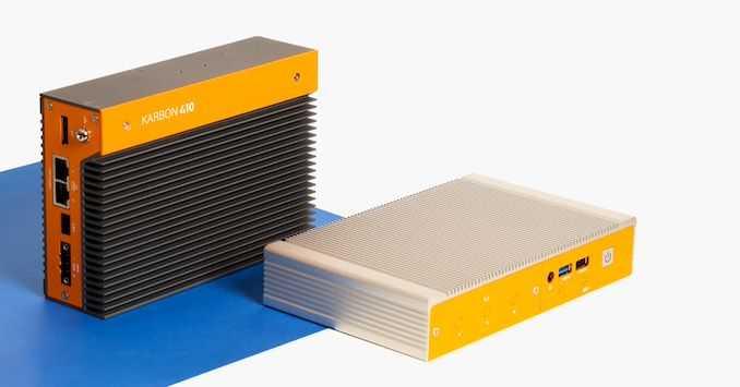 Новые безвентиляторные системы OnLogic содержат Intel Elkhart Lake (10-нм атом)