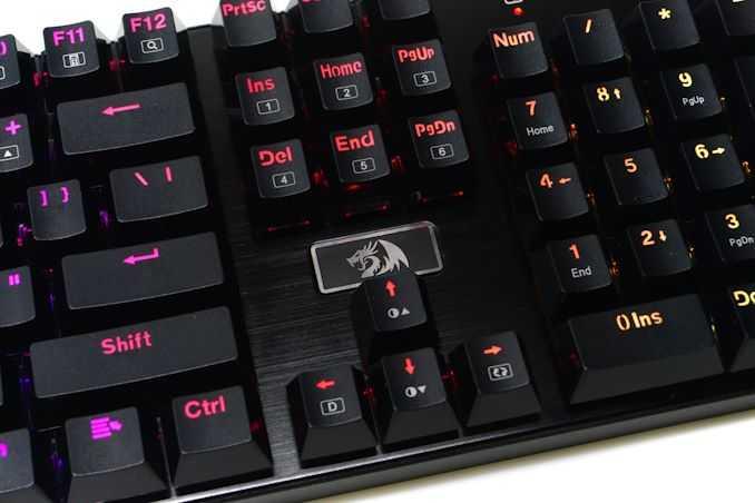 Обзор механической клавиатуры Redragon Devarajas K556 RGB: мастер на все руки