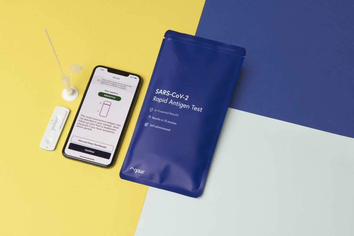 Первый в мире тест на Covid-19 с питанием от телефона получил одобрение FDA
