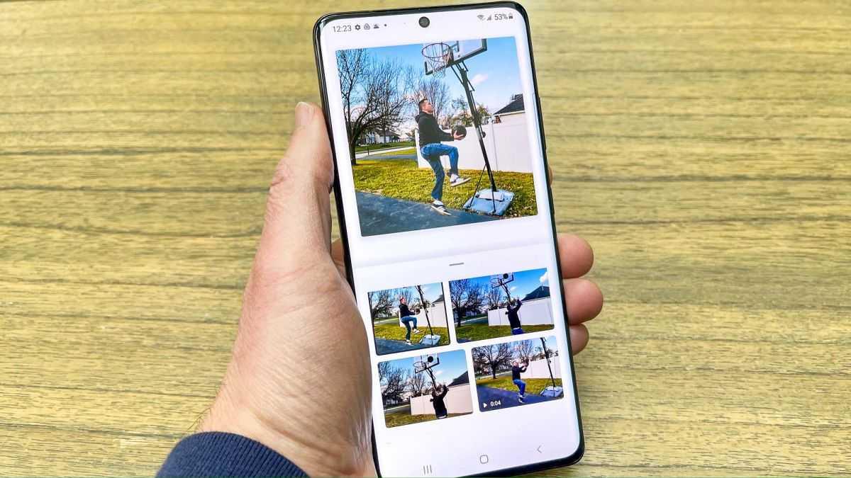 Android 12 может исправить самое худшее в телефонах с большим экраном