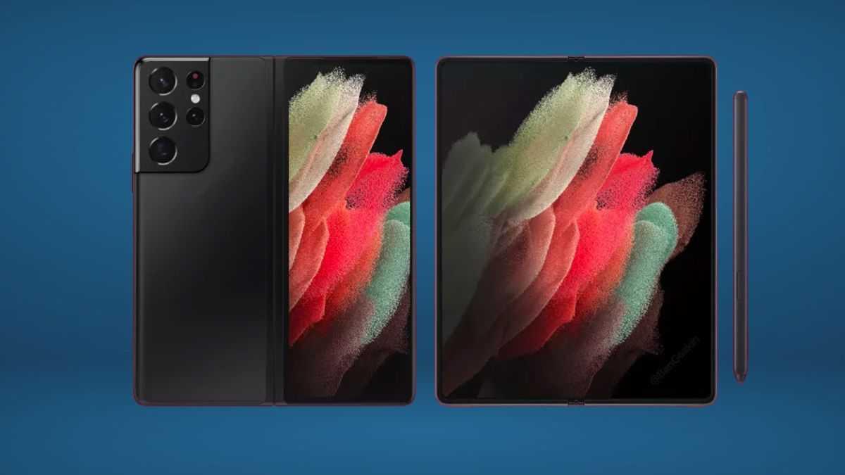 Утечка Samsung Galaxy Z Fold 3 говорит о том, что камера под дисплеем `` очень вероятна ''