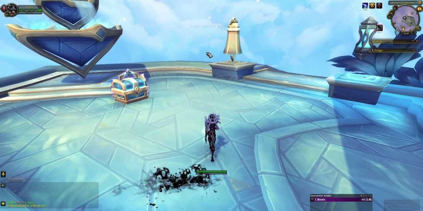 World of Warcraft: Shadowlands - Как получить в дар Весифон