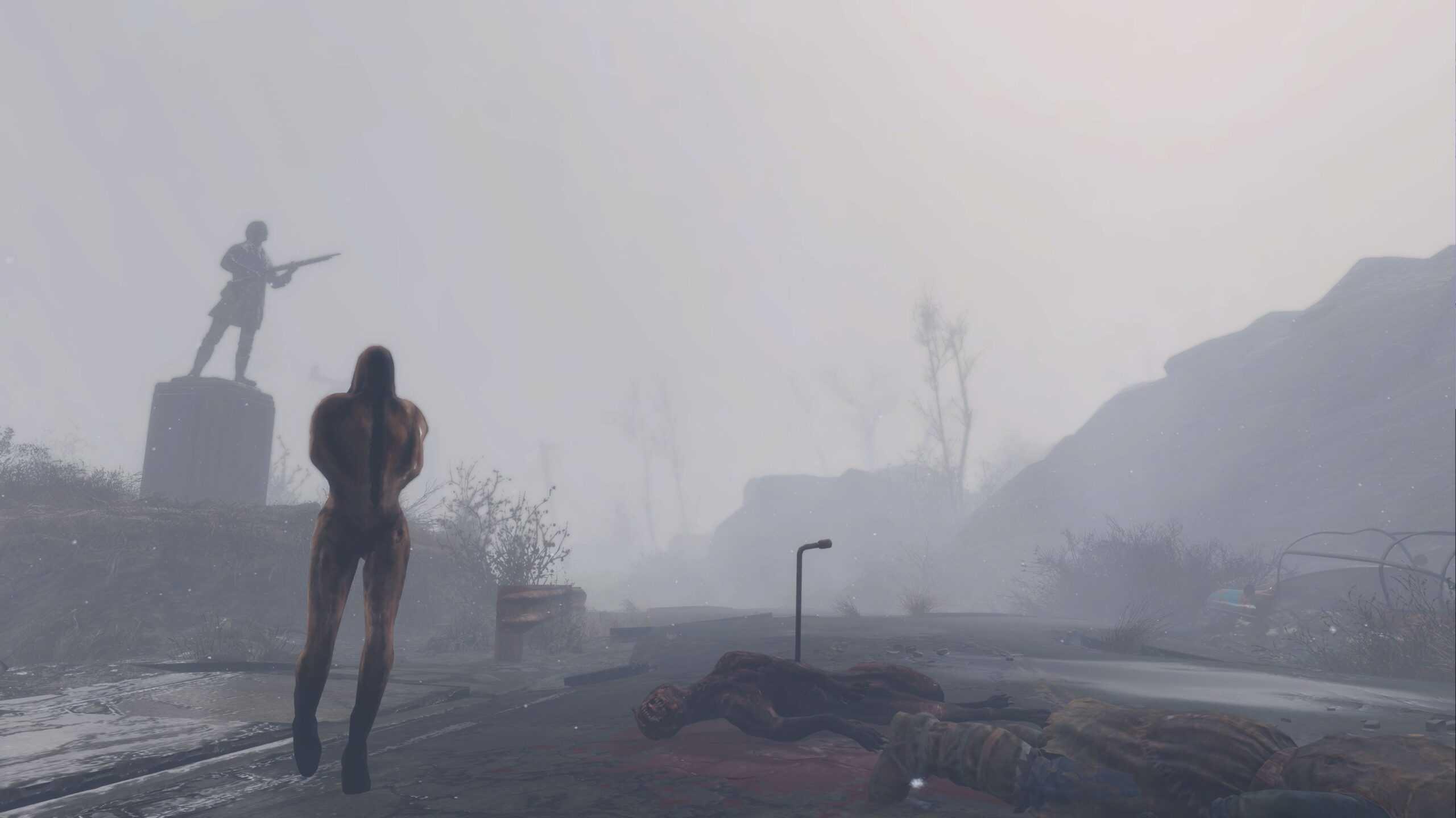 Whispering Hills, мод, добавляющий Silent Hill в Fallout 4, получает свой первый эпизод