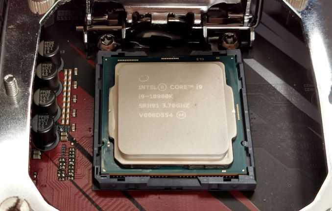 Intel прекращает поддержку плана защиты от настройки производительности для гарантии разгона