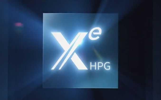 Intel выпускает тизер для будущей архитектуры графического процессора Xe-HPG