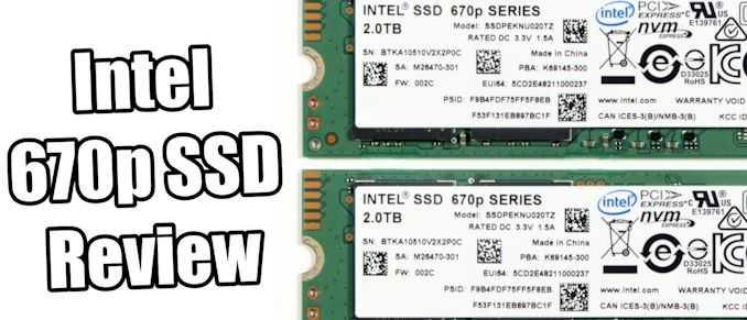 Обзор Intel SSD 670p (2 ТБ): улучшение QLC, но безумная цена?!?